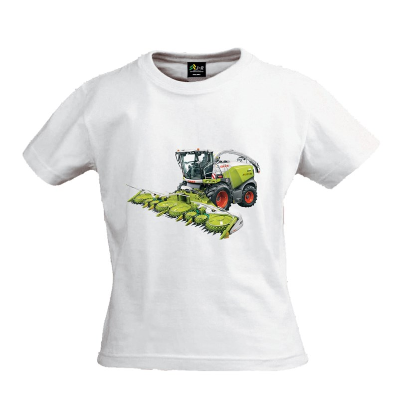 Kids T-Shirt in white