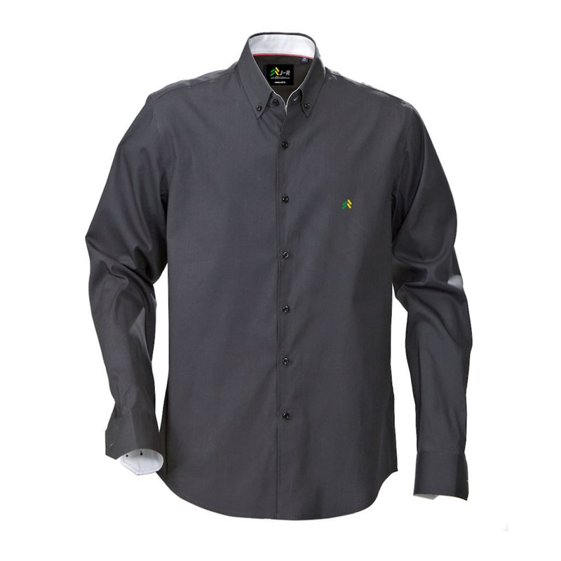 Classic shirt in anthracite