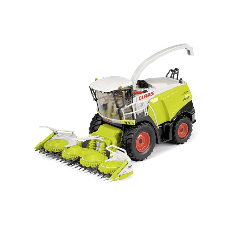 Claas Jaguar 960 maize chopper with J-Reiff logo - 1:32