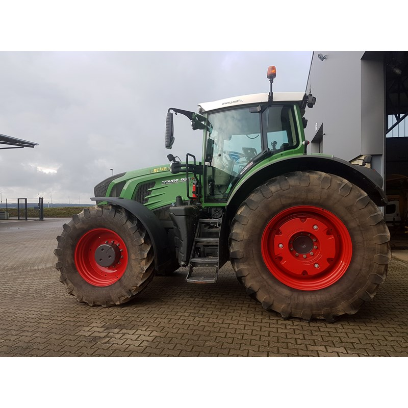 Fendt 930 Vario Profi Plus S4