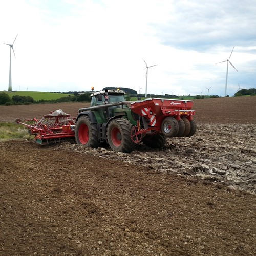 Soil tillage